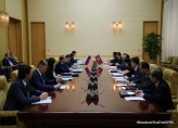 Meeting of the co-chairs of the Intergovernmental Commissions of Russia and the DPRK
