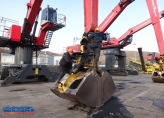 """RasonConTrans"" JVС works on its own to repair the railways tracks and the port equipment"