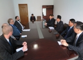 Visit of the Ambassador of the Russian Federation to the DPRK Alexander Matsegora