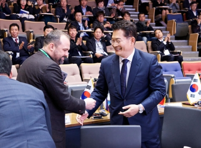 RasonConTrans JVC at First Korean-Russian Regional Cooperation Forum (Pohang, Republic of Korea)